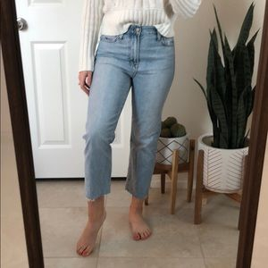 The Perfect Vintage Madewell jeans size 26